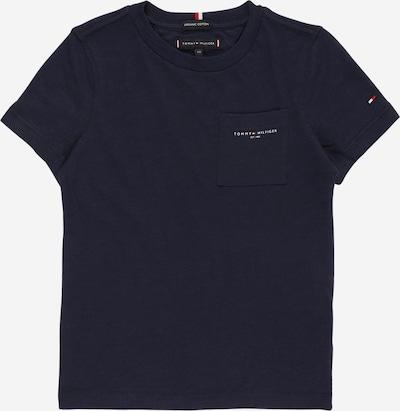 TOMMY HILFIGER Shirt in navy, Produktansicht