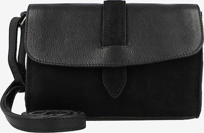 Amsterdam Cowboys Umhängetasche 'Morven' in schwarz, Produktansicht