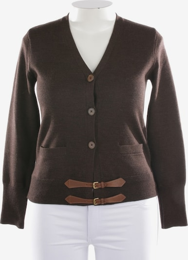 Polo Ralph Lauren Pullover / Strickjacke in L in dunkelbraun, Produktansicht
