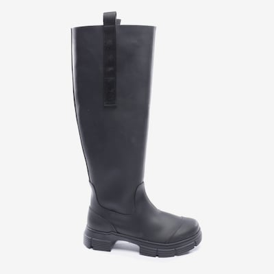 Ganni Stiefel in 36 in schwarz, Produktansicht