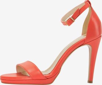 faina Sandale in Orange