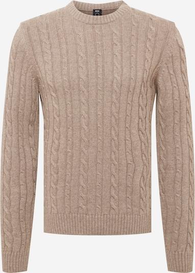 BOSS Sweater 'Namazio' in Cappuccino, Item view