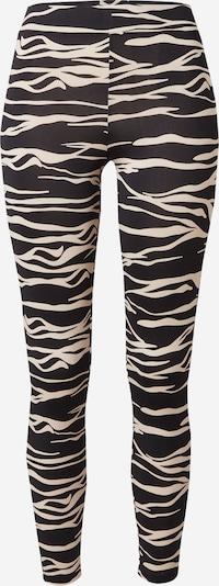Leggings 'Donna Bourne' JDY di colore talpa / nero, Visualizzazione prodotti
