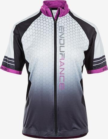 ENDURANCE Jersey 'VERA W Bike S/S' in Purple