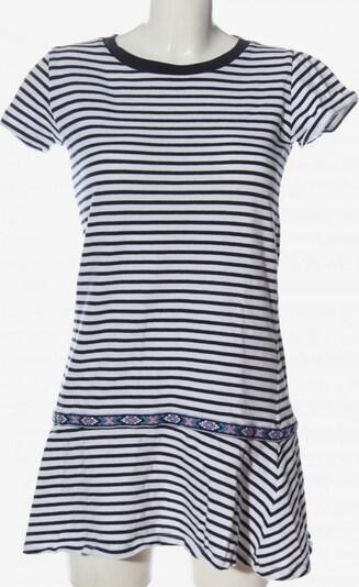 Lilienfels Longshirt in XS in blau / schwarz / weiß, Produktansicht