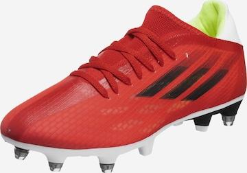ADIDAS PERFORMANCE Jalgpallijalats 'X Speedflow.3', värv punane