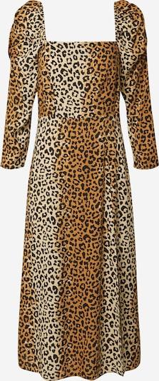 Miss Selfridge Kleid in beige / braun / schwarz, Produktansicht
