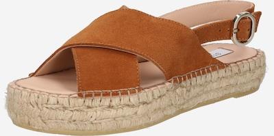 Steven New York Sandály 'MARLIE' - koňaková, Produkt
