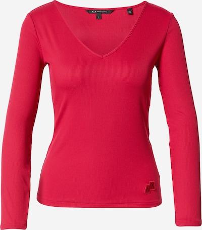 Tricou ARMANI EXCHANGE pe roz, Vizualizare produs