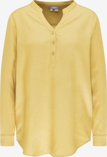 Usha Tunika in gelb, Produktansicht