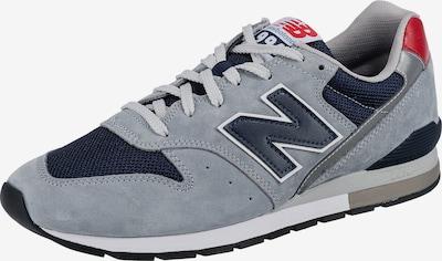 new balance Sneaker in marine / grau / rot / weiß, Produktansicht