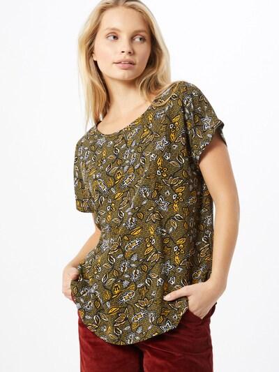 ESPRIT Bluse in braun, Modelansicht