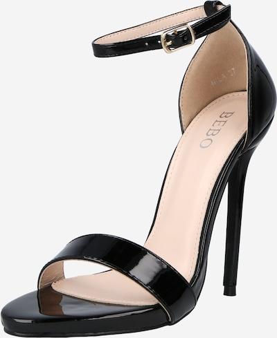 BEBO Sandal 'NILA' i svart, Produktvy