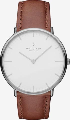 Nordgreen Armbanduhr in Silber