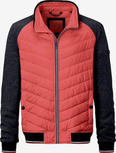 S4 Jackets Jacke in dunkelblau / rot, Produktansicht