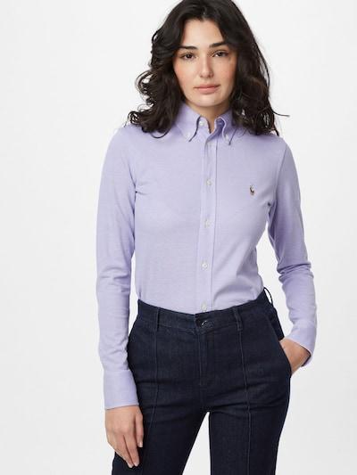 Bluză 'LS HEIDI' POLO RALPH LAUREN pe albastru deschis, Vizualizare model