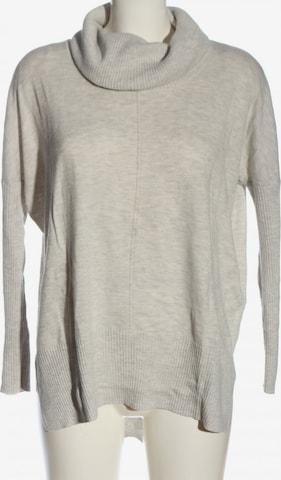 Miss Selfridge Sweater & Cardigan in S in Grey