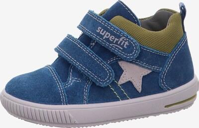 SUPERFIT Schuh in blau / grün, Produktansicht