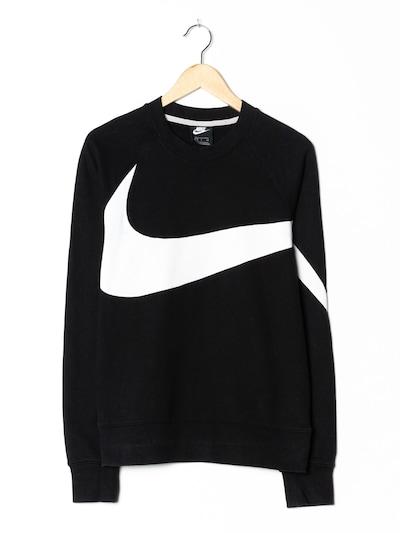 NIKE Sweatshirt in M in schwarz, Produktansicht