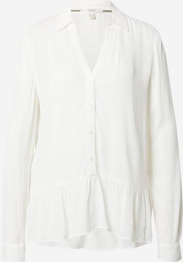 ESPRIT Bluse i hvid / offwhite, Produktvisning
