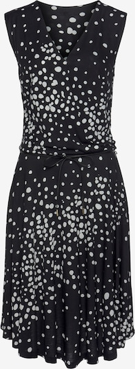 VIVANCE Šaty - černá / bílá, Produkt