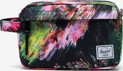 Herschel Toaletní taška 'Chapter' - světle zelená / pink / černá, Produkt