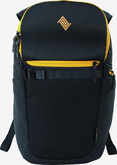 NitroBags Rucksack 'Nikuro' in gelb / schwarz, Produktansicht