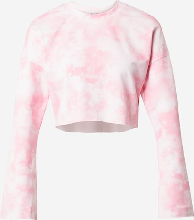 SHYX Μπλούζα φούτερ 'Cami' σε ρόδινο / λευκό, Άποψη προϊόντος