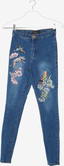 Lost Ink Skinny-Jeans in 27/32 in blue denim, Produktansicht