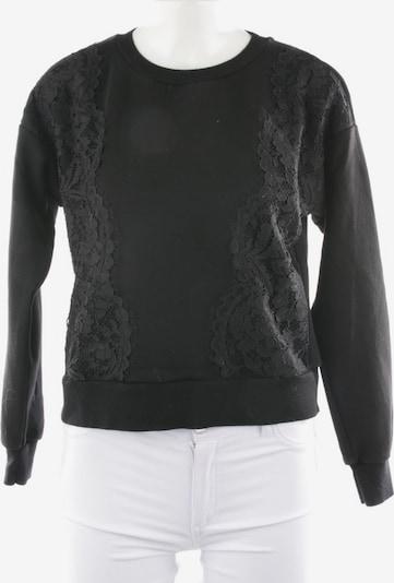 MAX&Co. Sweatshirt / Sweatjacke in XS in schwarz, Produktansicht