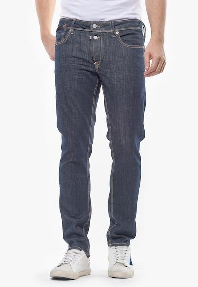 Le Temps Des Cerises Jeanshose im Regular Fit-Schnitt in blau, Modelansicht