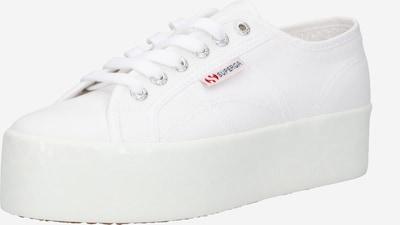 SUPERGA Sneaker in weiß, Produktansicht
