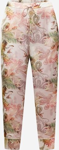 River Island Plus Панталон пижама в розово