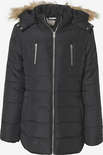 REVIEW FOR TEENS Jacke 'TG-19-J801' in braun / schwarz, Produktansicht