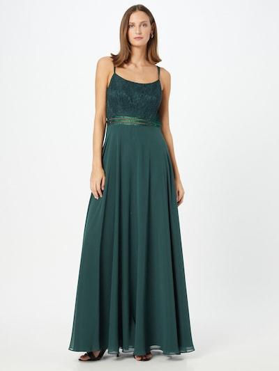 VM Vera Mont Kleid in jade, Modelansicht