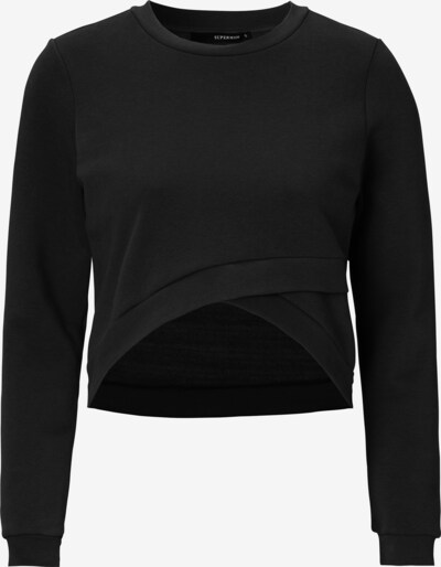 Supermom Sweatshirt in Black, Item view