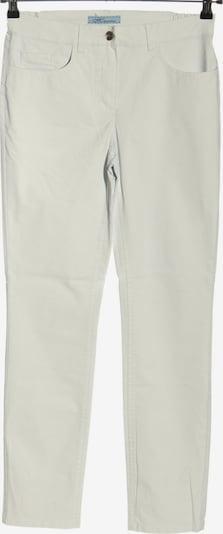 Himmelblau by Lola Paltinger Slim Jeans in 27-28 in weiß, Produktansicht