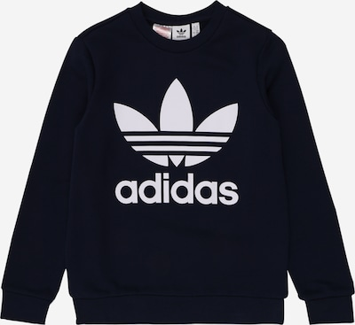 ADIDAS ORIGINALS Sweatshirt in marine / white, Item view