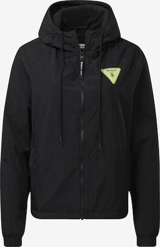 Reebok Sport Outdoor Jacket ' Outerwear Core  ' in Black