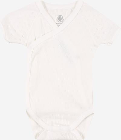 PETIT BATEAU Body 'Naissance' in weiß, Produktansicht