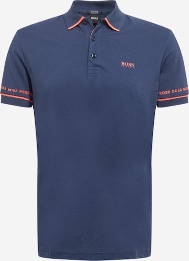 BOSS ATHLEISURE T-Krekls 'Paddy 1', krāsa - violeti zils / koraļļu, Preces skats