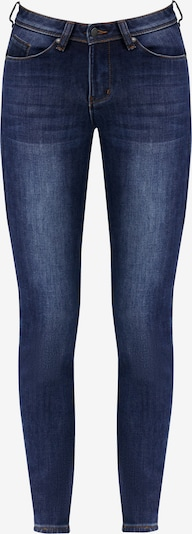 Finn Flare Jeanshose in blue denim, Produktansicht