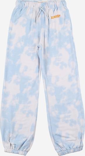 LEVI'S Broek in de kleur Lichtblauw / Wit, Productweergave