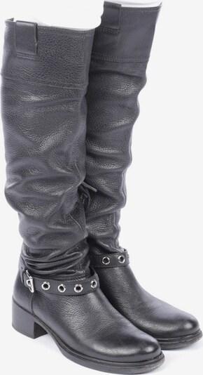 Miu Miu Stiefel in 39,5 in schwarz, Produktansicht