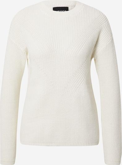 PIECES Pullover 'Karie' in wollweiß, Produktansicht