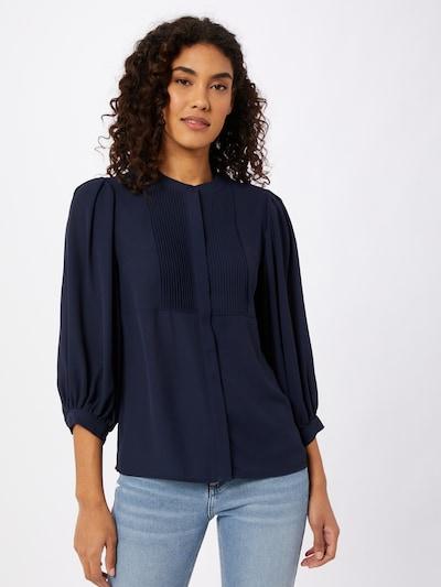 Palaidinė 'TARIKA' iš Maison 123 , spalva - tamsiai mėlyna, Modelio vaizdas