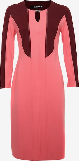 Madam-T Kleid 'MURANA' in pink, Produktansicht