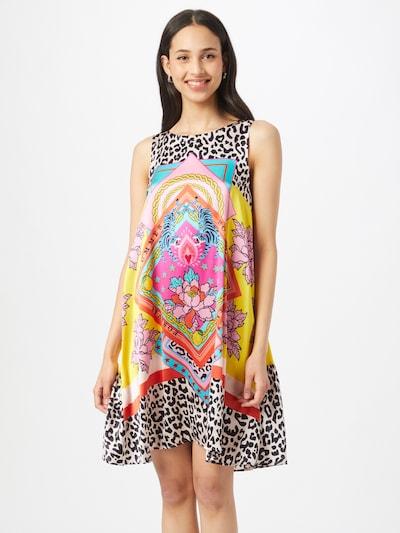 Rochie de vară Grace pe culori mixte, Vizualizare model