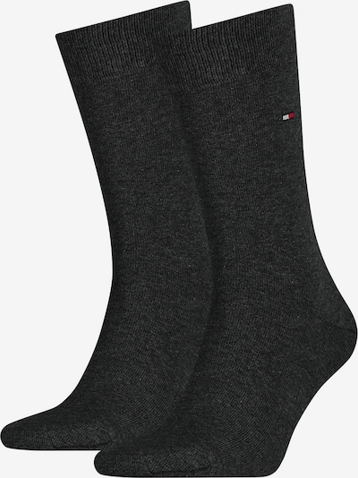 TOMMY HILFIGER Socken in anthrazit, Produktansicht