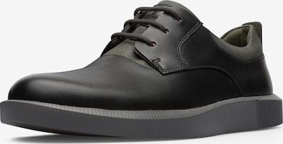 CAMPER Schnürschuh 'Bill' in schwarz, Produktansicht